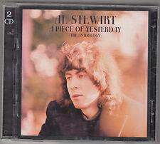 AL STEWART - a piece of yesterday CD