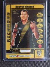 2018 Team Coach Dustin Martin Trophy  Star (RARE CARD MISSPRINT NO CODE )