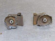 Tool Box Locks Original Fits Willys MB Ford GPW jeep (Z8)
