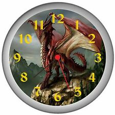 Dragon Wall Decor Clock g1146
