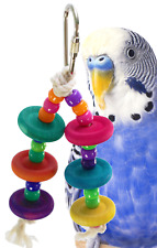 50045 Real Deal Small Bird Toy Cage Toys Cages Foraging Chew Shredder parrot pet