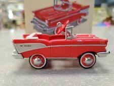 1957 Chevrolet Bel-Air Hallmark Ornament Kiddie Car Classics 2015