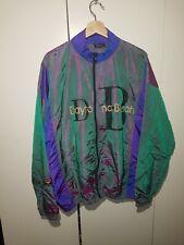 Vintage Daytona Beach Surf Style Windbreaker Pullover Jacket Spring Break Rare