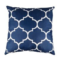 Geometric Pillow Case Car Bedroom Sofa Waist Throw Cushion Cover Home Decor dark