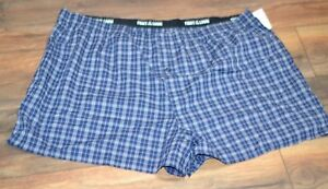 Fruit of the Loom Boxer Shorts Big & Tall Size 4XB Single Pair of Boxers