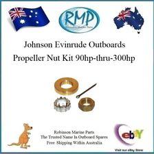 1 x New Johnson Evinrude Propeller Nut Kit 90hp-thru-300hp # R 175266