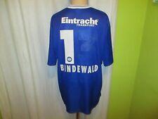 Eintracht Frankfurt Jako Ausweich Trikot 2003/04 + Nr.13 Bindewald Gr.XXL