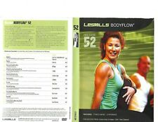 Les Mills Body Flow 52 Complete DVD, CD, Case and Notes