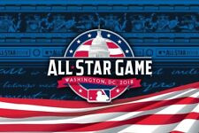 2018 MLB All Star Game Official Program
