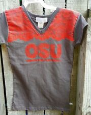 OSU Oregon State Beavers Girls Size 6/8 YS youth small T-Shirt New 100% Cotton