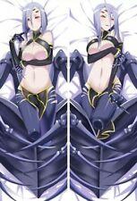 Anime Monster Musume Rachnera Arachnera Dakimakura body Pillow Case US Ship