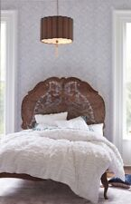 *NWT* Anthropologie RUFFLED Queen Duvet Cover And Pair Of Standard Shams