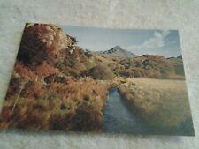 Vintage postcard CNICHT, CAERNARVONSHIRE, WALES