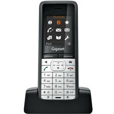 Gigaset SL610 H Pro DECT-Mobilteil + Ladeschale mit Bluetooth Akku VoIP-Telefon