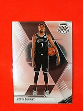 Panini 2019-20 Mosaic silver card carte #1 NBA Nets Kevin Durant