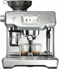 Stainless Steel Cup Warming Surface Automatic Coffee Makers