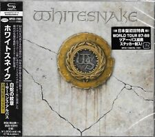 WHITESNAKE 1987 JAPAN 2017 RMST SHM HIGH FIDELITY AUDIOPHILE CD - BRAND NEW!