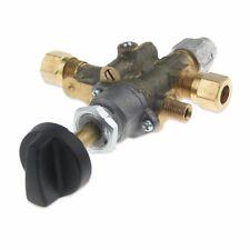 GV06 8mm NAT LP Gaz GPL Robinet Valve avec pilote à haute et basse réglage de flamme