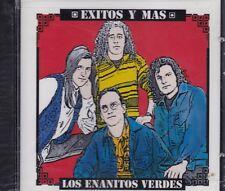 Los Enanitos Verdes Exitos y mas CD New Nuevo Sealed