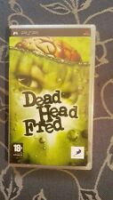 DEAD HEAD FRED  PSP NUOVO  ITA