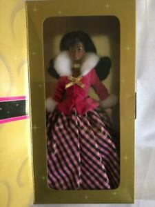 BARBIE WINTER RHAPSODY AA RELEASED FOR AVON USA IN 1996 MIB