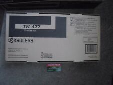 New ! Genuine Kyocera 255 255B 305 FS-6525 FS-6530 Toner TK477 TK-477