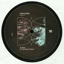 "TIGER STRIPES - Insanity EP (heavyweight vinyl 12"") drumcode"