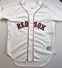 Vintage Rawlings Boston Red Sox MLB Baseball Jersey-Adult 46 Pro Cut