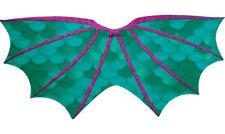 Blue Dragon Wings Child's Cape, Fancy Dress Costume