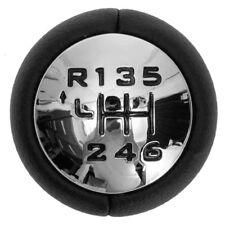 6Speed Gear Stick Shift Knob Shifter Peugeot 307 308 407 807 Citroen C4 C8 GO9C
