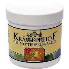 TEUFELSKRALLE GEL Kräuterhof 250ml PZN 9231037