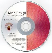 Exercise Motivation - Subliminal Audio Program - Be Motivated and Enjoy Exercise