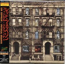 LED ZEPPELIN Physical Graffiti JAPAN Mini LP 2 CD 1st Press 1997 W/Obi