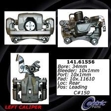 Centric Parts 141.61556 Rear Left Rebuilt Brake Caliper With Hardware