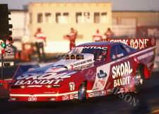 FUNNY CAR PHOTO NHRA DRAG RACING DON PRUDHOMME SEARS POINT 1989