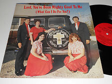 THE SOUL SEEKERS NM- Lord You've Been Might Good To Me Gospel Crusade LPS 1358