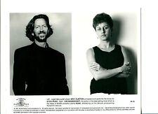 Eric Clapton Kim Wozencraft Rush Author Original Movie Press Still Photo