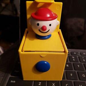 AMBI Toys, mini Jack in the Box.