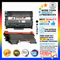 1x NoN-OEM TN 2250 Toner + 1x DR 2225 Drum for Brother DCP7070DW MFC7360N