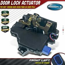 Door Lock Actuator Front Left for Seat Cordoba Ibiza Skoda Fabia I VW Caddy Polo