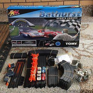 Afx, Tomy, Tyco, Aurora.  Bathurst Sports Enduro Slot Car set