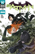 BATMAN #43 EVERYONE LOVES IVY! PT 3 DC UNIVERSE CATWOMAN KING JANIN 032118