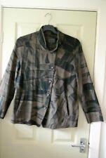 Oska Size 2 Jacket Lovica Origami Print Design uk 12-14