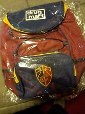 Cleveland Cavaliers Cooler Backpack Wine and Blue SGA 4/9/2019 New