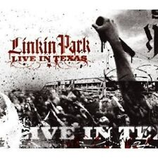 LINKIN PARK - LIVE IN TEXAS CD + DVD ROCK NEW+