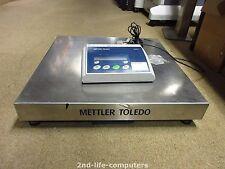 Mettler Toledo IND425 Weighing Scale Industriewaage Paketwaage Tischwaage 60KG