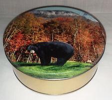Yonah Mountain Bear Tin Music Box - On Top Of Old Smoky