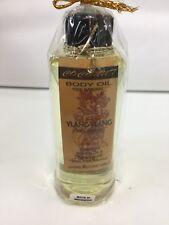 Ylang-Ylang Body oil, massage oil 387g bottle or 2 x bottles (774g) value pack