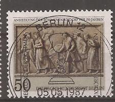 Berlin 1987 Bohême règlement très fine utilisé, MICHEL 784.