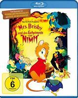 Mrs. Brisby und das Geheimnis von NIMH [Blu-ray/NEU/OVP] Von Don Bluth